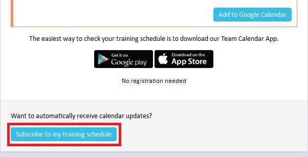 Add iCal to Google Calendar – Sportlyzer